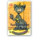 Reinkarnation für Katzen - Buch