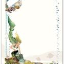 Schreibblock Mermaids