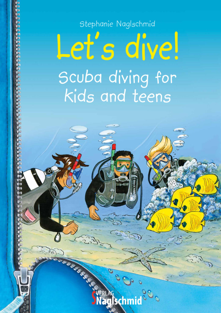 Let´s dive - Scuba diving for Kids and teens