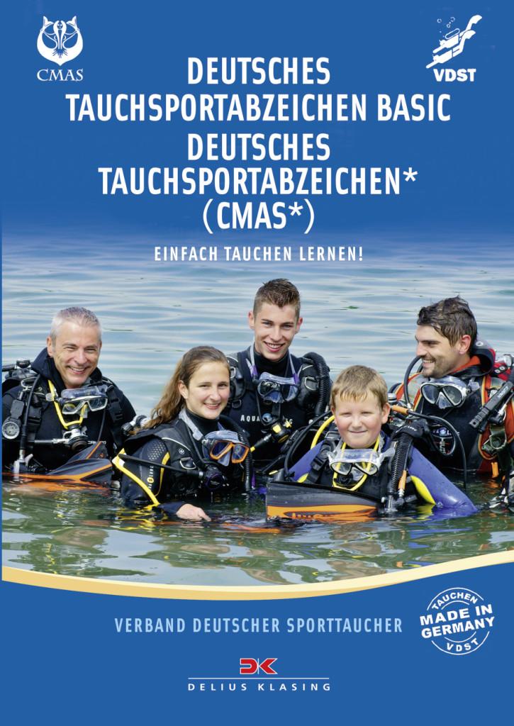 Deutsches Tauchsportabzeichen Basic / (CMAS*)