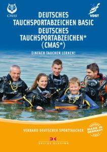 Deutsches Tauchsportabzeichen Basic / Deutsches Tauchsportabzeichen * (CMAS*) - Einfach tauchen lernen