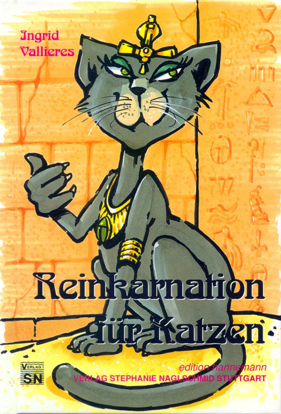 Reinkarnation für Katzen