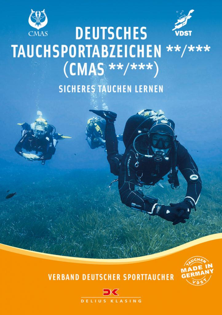 Deutsches Tauchsportabzeichen** /*** (CMAS**/CMAS***)